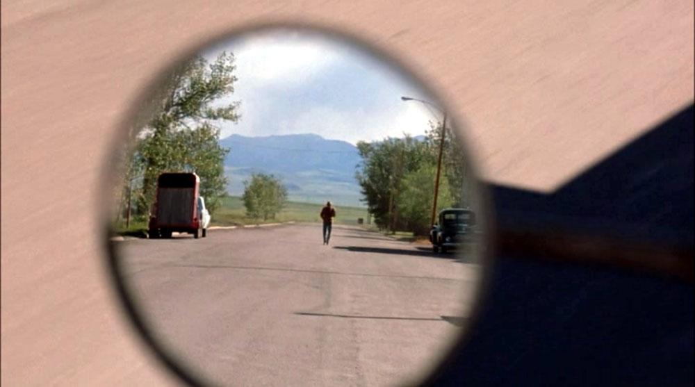 Heath Ledger, Brokeback Mountain sideview mirror