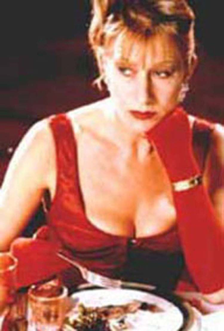 Helen Mirren The Cook the Thief His Wife and Her Lover