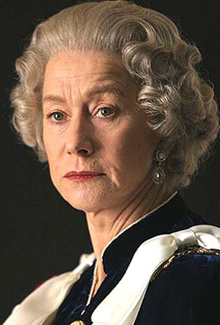 Helen Mirren The Queen