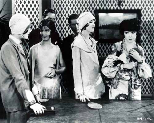 Loretta Young, Colleen Moore in Her Wild Oat
