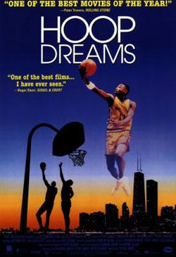 Hoop Dreams by Steve James