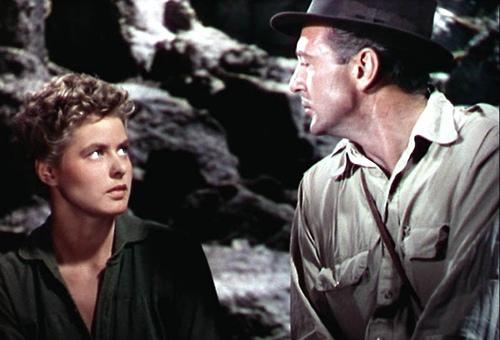 Ingrid Bergman, Gary Cooper, For Whom the Bell Tolls