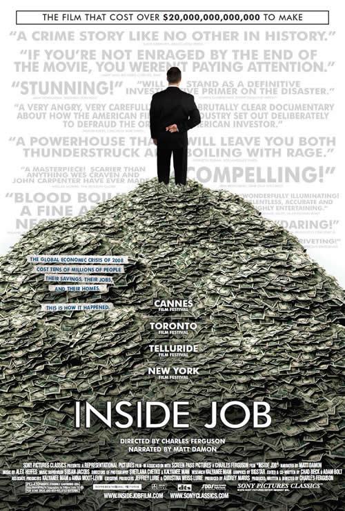 Inside Job, Charles Ferguson