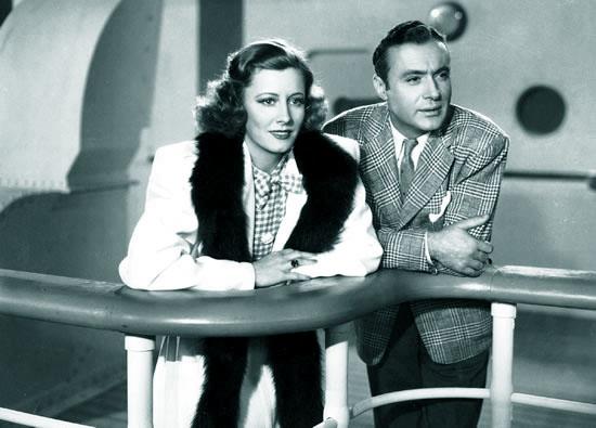 Irene Dunne, Charles Boyer, Love Affair, Leo McCarey