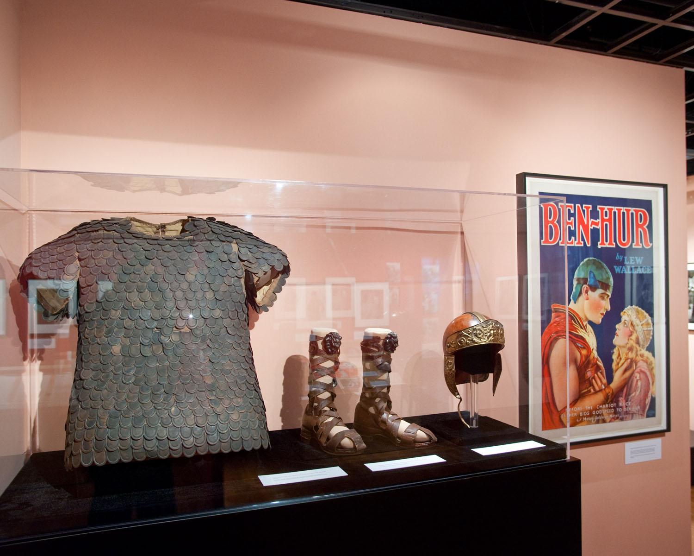 Ramon Novarro's Ben-Hur items