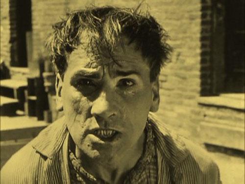 George Beban in The Italian