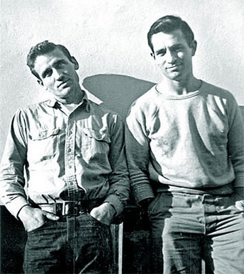 Jack Kerouac, Neal Cassady, On the Road