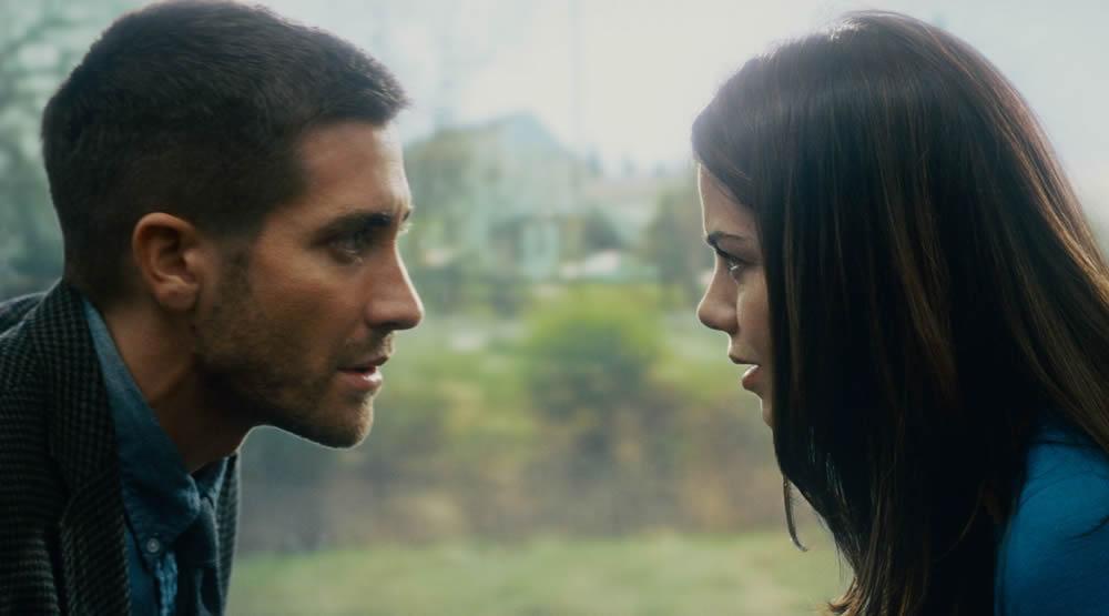 Jake Gyllenhaal, Michelle Monaghan in Duncan Jones' Source Code