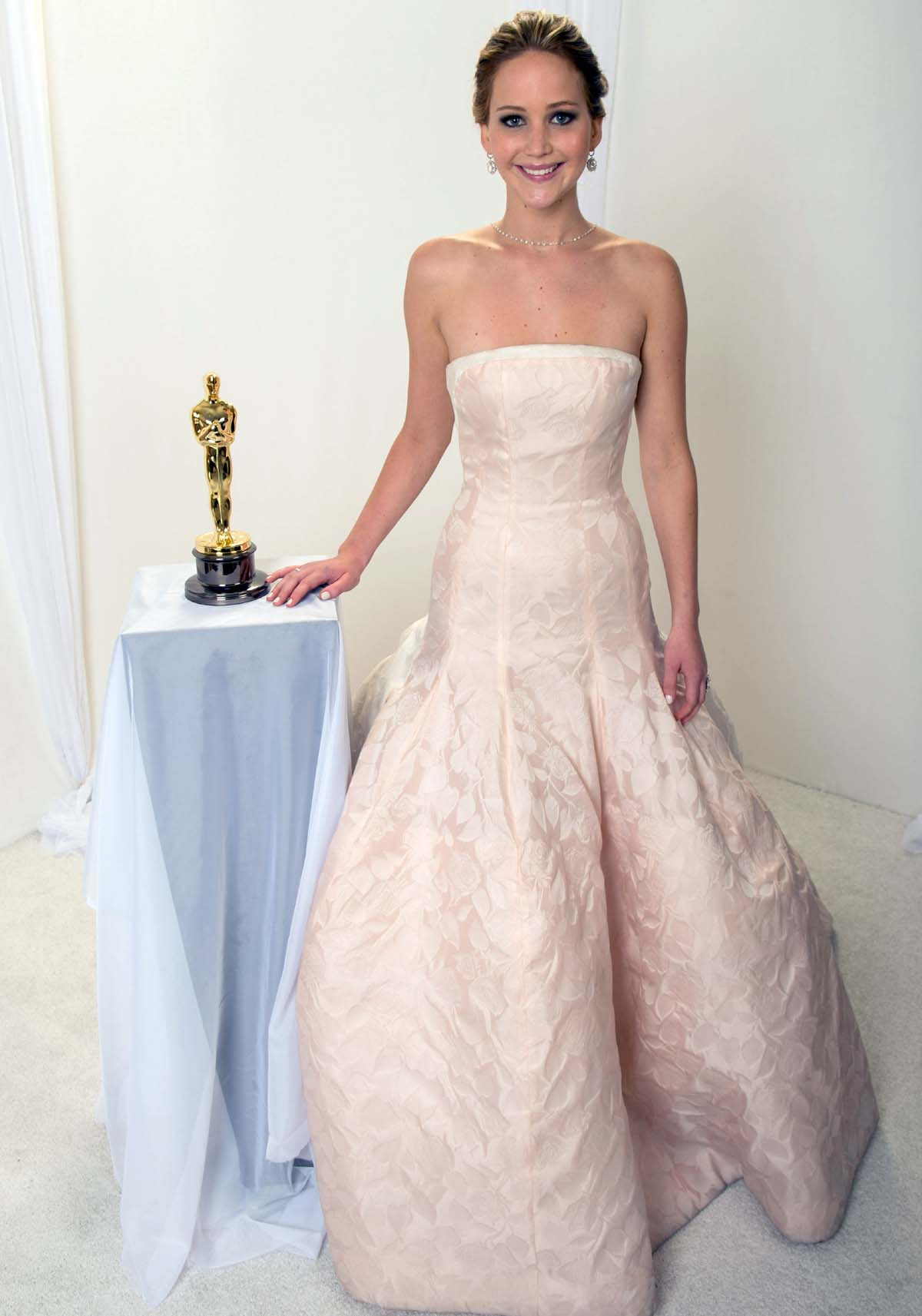 Jennifer Lawrence Oscar winner Best Actress