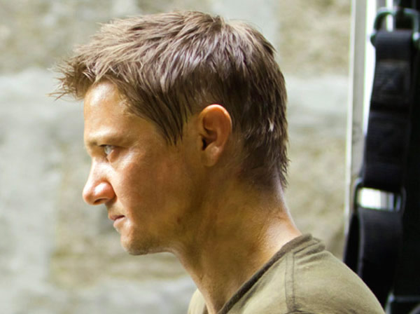 Jeremy Renner The Bourne Legacy