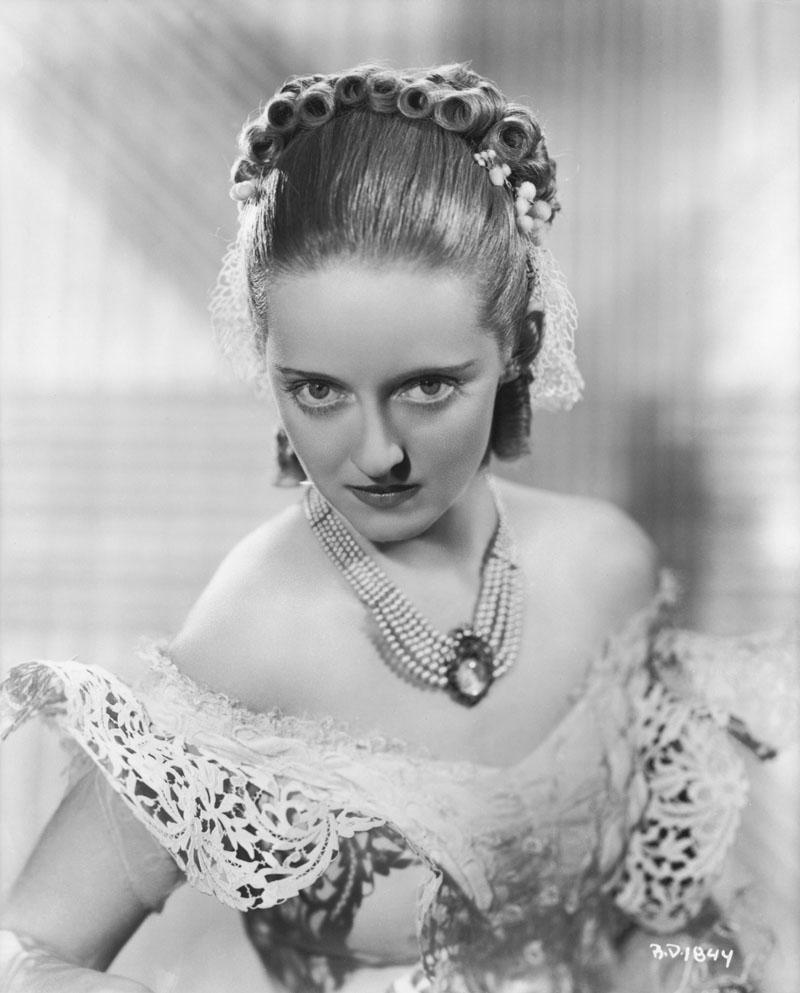 Bette Davis in Jezebel by William Wyler