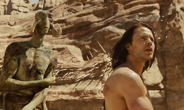 John Carter movie Taylor Kitsch