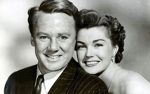 Van Johnson, Esther Williams