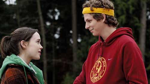 Ellen Page, Michael Cera in Juno by Jason Reitman