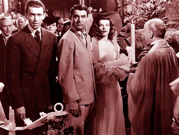 Katharine Hepburn The Philadelphia Story Cary Grant James Stewart