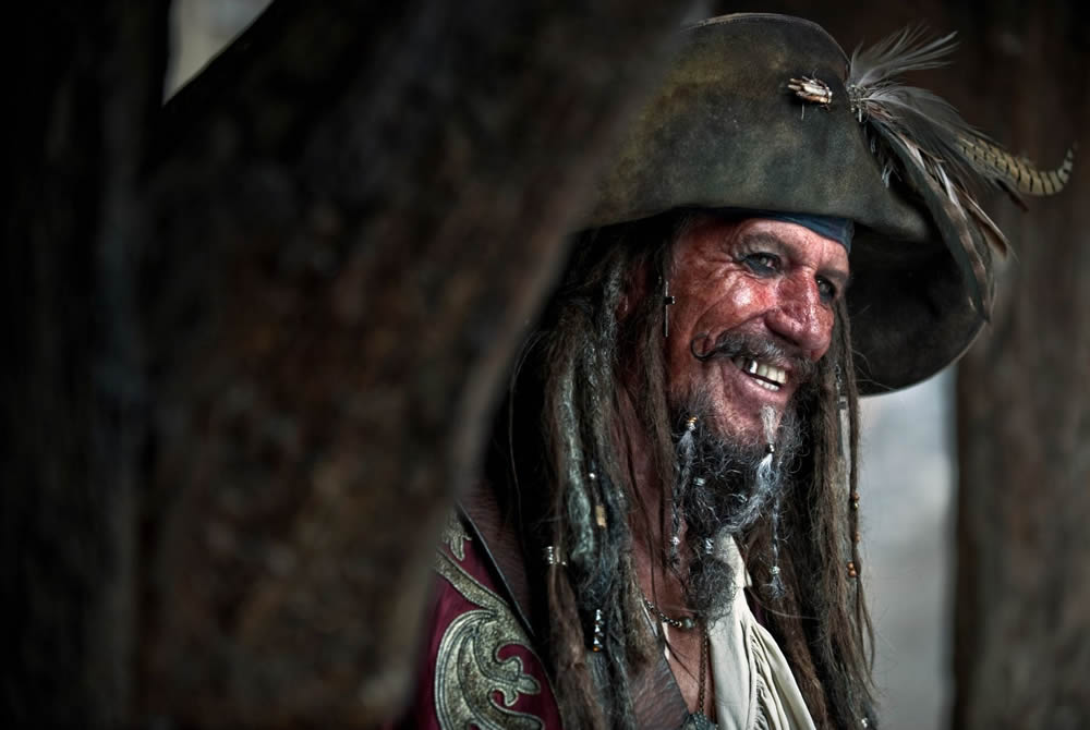 Keith Richards, Pirates of the Caribbean: On Stranger Tides
