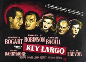 Key Largo by John Huston