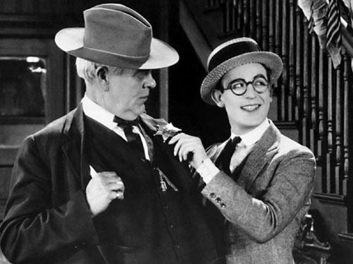 Harold Lloyd in The Kid Brother