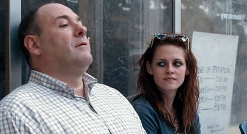 James Gandolfini, Kristen Stewart, Welcome to the Rileys
