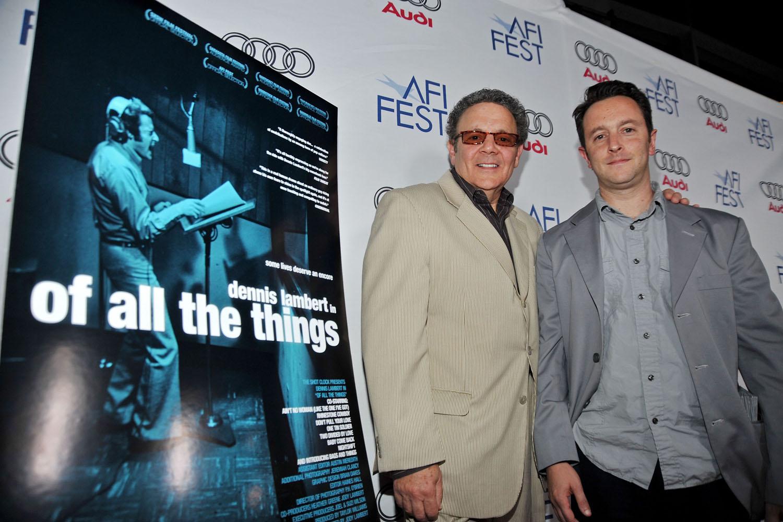 Dennis Lambert, Jody Lambert at AFI FEST 2008
