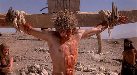 Willem Dafoe, The Last Temptation of Christ