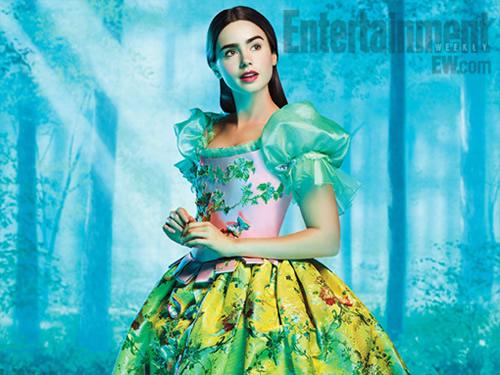 Lily Collins, Snow White, Tarsem Singh