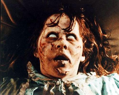 Linda Blair, The Exorcist demon possessed