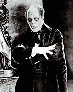 Lon Chaney, The Phantom of the Opera