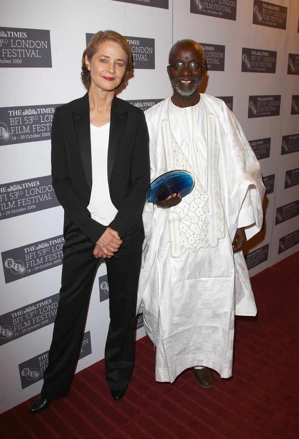 Charlotte Rampling, Souleymane Cisse