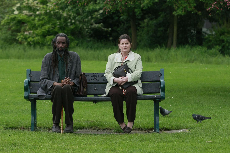 Sotigui Kouyate, Brenda Blethyn in London River