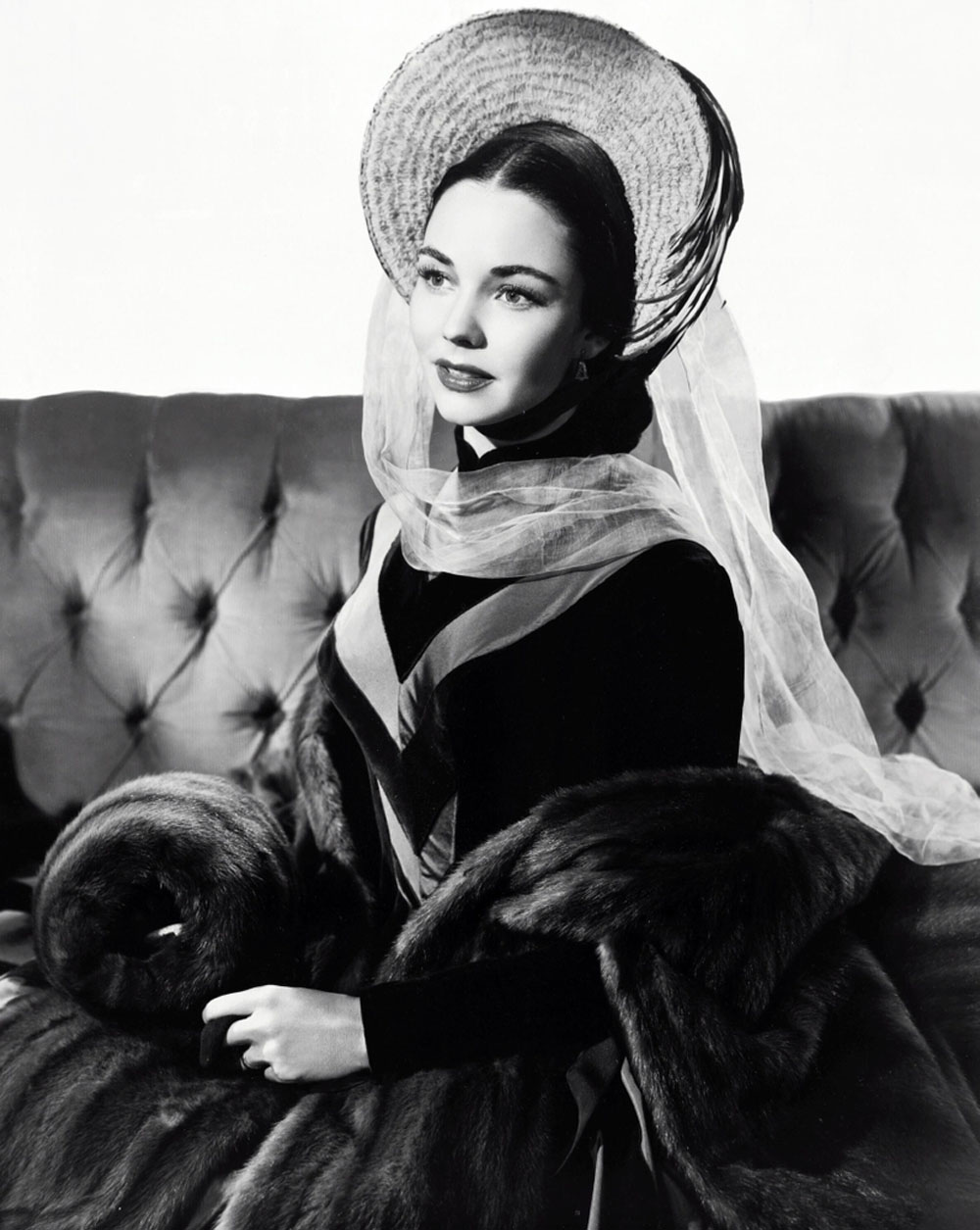Jennifer Jones in Madame Bovary