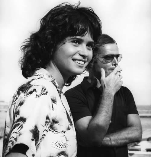 Maria Schneider, Jack Nicholson, The Passenger