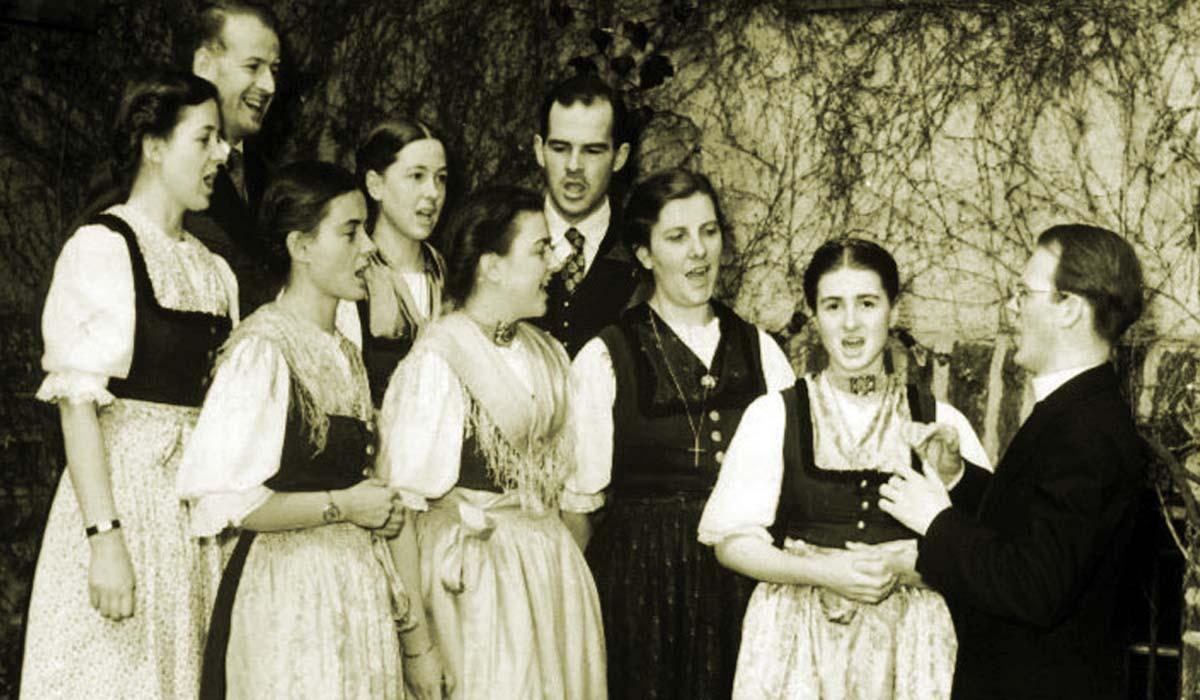 Maria von Trapp family