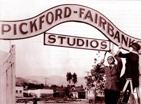 Mary Pickford Douglas Fairbanks Studios