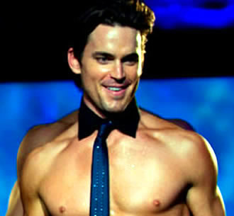 Matt Bomer Magic Mike shirtless