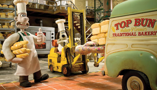 Wallace and Gromit: A Matter of Loaf and Death, Nick Park