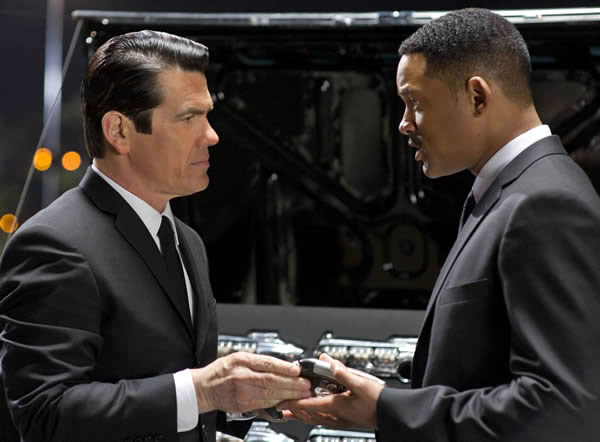 Men in Black 3 Will Smith Josh Brolin