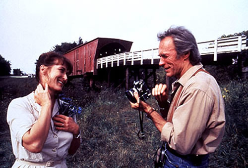 Meryl Streep, Clint Eastwood, The Bridges of Madison County