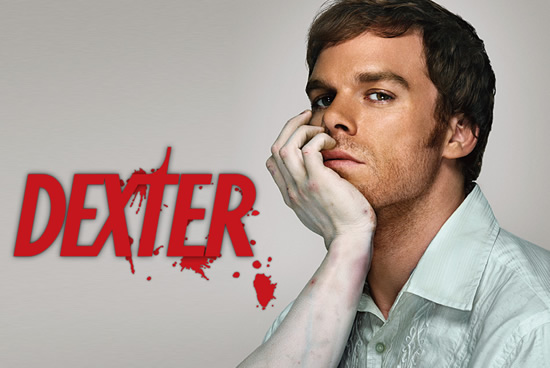 Michael C. Hall, Dexter, serial killer