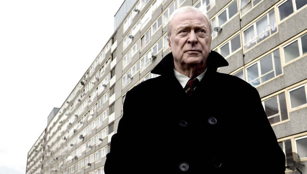 Michael Caine, Harry Brown