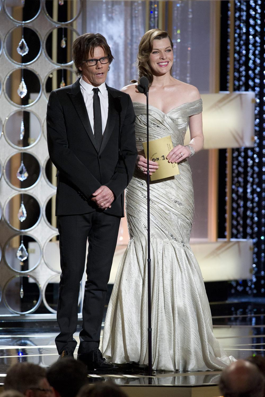 Milla Jovovich, Kevin Bacon