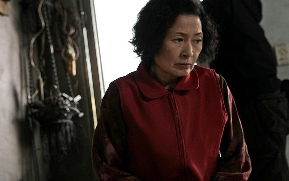 Kim Hye-Ja in Mother