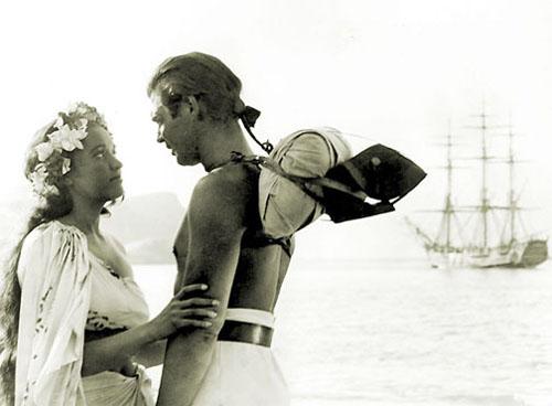 Clark Gable, Mamo Clark in Mutiny on the Bounty
