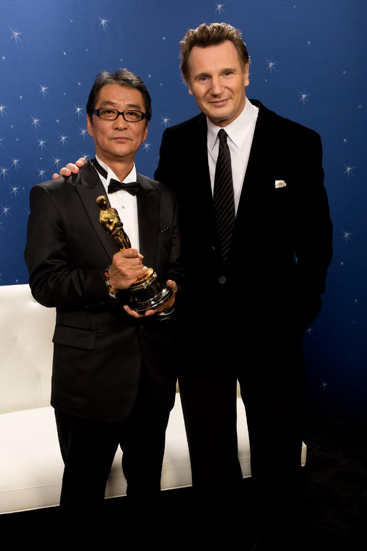Yojiro Takita, Liam Neeson