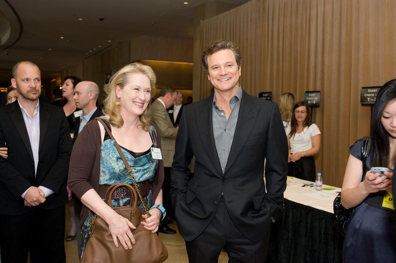 Meryl Streep, Colin Firth
