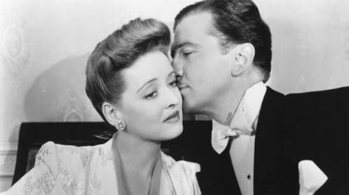 Bette Davis, John Loder  in Now, Voyager