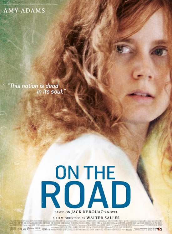 Amy Adams On the Road poster