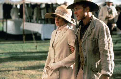 Meryl Streep, Robert Redford in Out of Africa