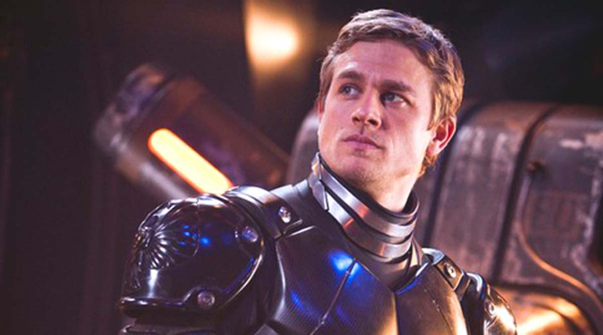 Pacific Rim Charlie Hunnam Jaeger