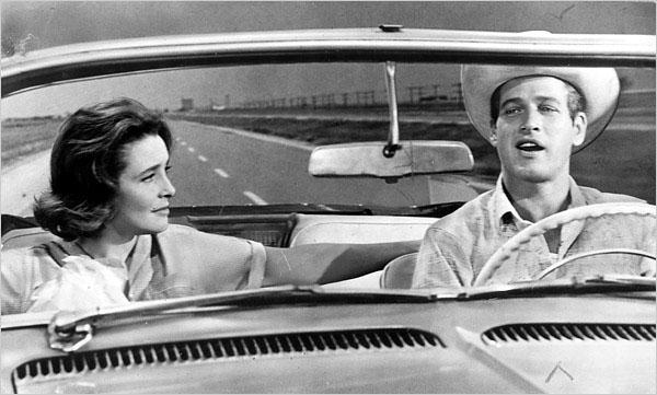 Patricia Neal, Paul Newman, Hud